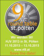 Flyer für HJV 2013 in St. Pölten